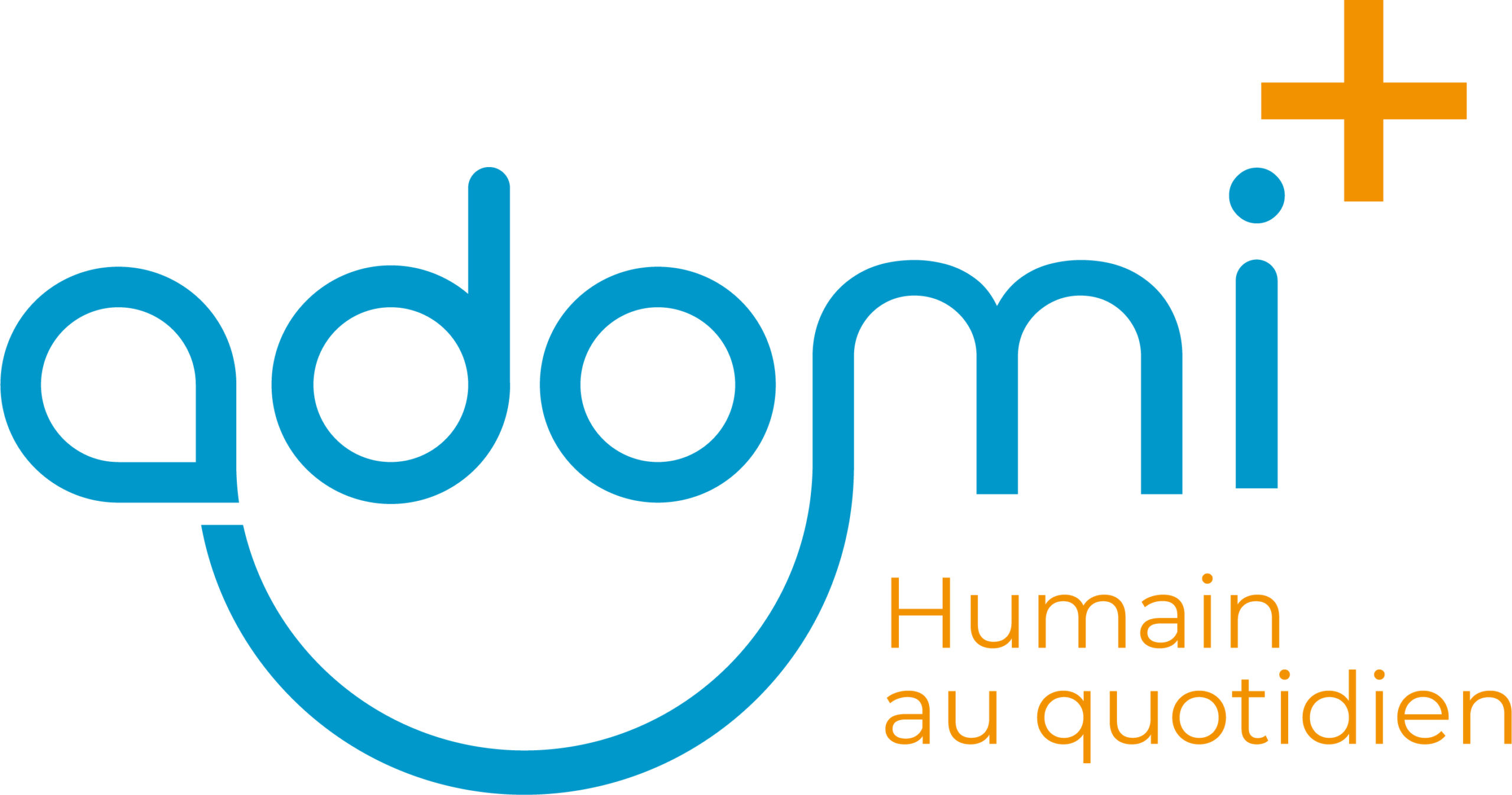 Logo Adomi plus